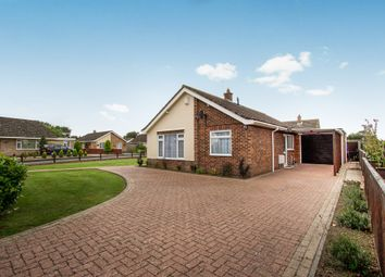 Thumbnail 2 bedroom detached bungalow for sale in Churchill Close, Watton, Thetford