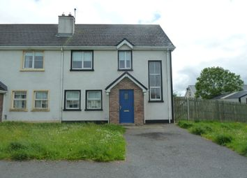 Thumbnail 3 bed semi-detached house for sale in 68 Melvin Fields, Kinlough, Leitrim