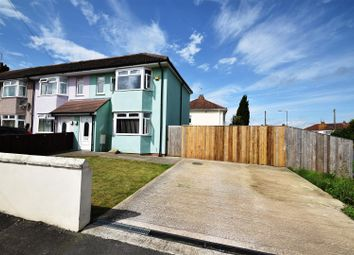 Thumbnail 2 bedroom end terrace house for sale in Hunters Way, Filton, Bristol