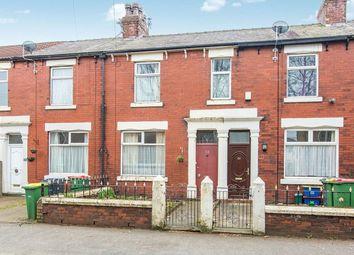Thumbnail 3 bedroom terraced house for sale in Miller Road, Preston