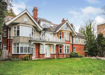 Thumbnail 4 bed flat for sale in St. Valerie Road, Bournemouth