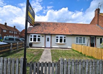 Thumbnail 1 bed bungalow for sale in Bexhill Avenue, Hull, North Humberside, 4Lr§§