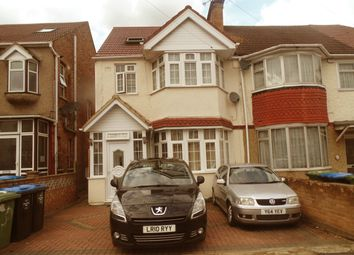 Thumbnail 6 bed semi-detached house for sale in Bowrons Avenue, Wembley