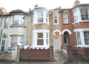 Thumbnail 4 bedroom terraced house to rent in Boundary Road, Chatham