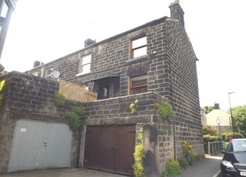 Thumbnail 1 bed end terrace house to rent in Worrall Road, Sheffield