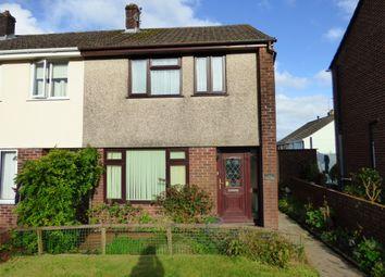 Thumbnail 3 bed terraced house to rent in Moyses Lane, Okehampton