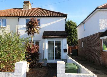 Thumbnail 2 bed semi-detached house for sale in Warburton Road, Whitton, Twickenham