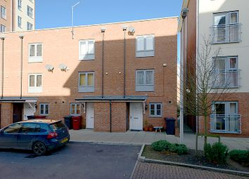 Thumbnail 3 bedroom town house for sale in Battle Square, Reading
