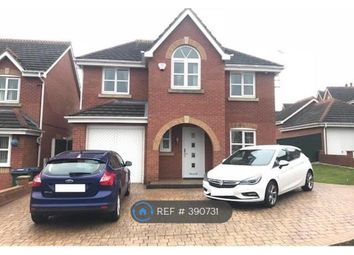 4 bed detached house to rent in Hodgkiss Close, Wednesbury WS10