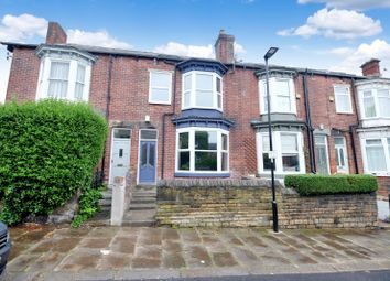 Thumbnail 5 bedroom terraced house for sale in Wiseton Road, Hunters Bar, Sheffield