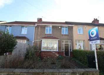 Thumbnail 3 bed property to rent in Glenfrome Road, Eastville, Bristol