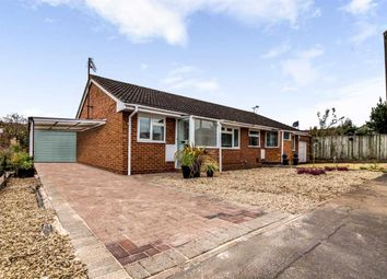 Thumbnail 2 bed bungalow for sale in Haig Close, Stratton, Swindon