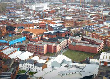 The Copperworks, Sloane Street, Jewellery Quarter, Birmingham B1