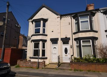 Thumbnail 3 bedroom terraced house to rent in Hero Street, Bootle