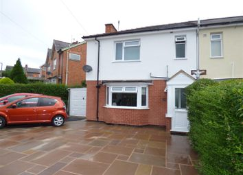 Thumbnail 3 bed property to rent in Barnfield Road, Bromsgrove