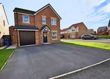 Thumbnail 4 bed detached house for sale in Carpenters Crescent, Alnwick