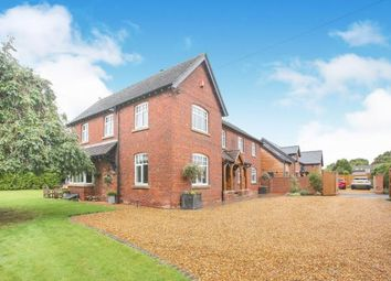 Thumbnail 5 bed detached house for sale in Congleton Road, Marton, Macclesfield, Cheshire