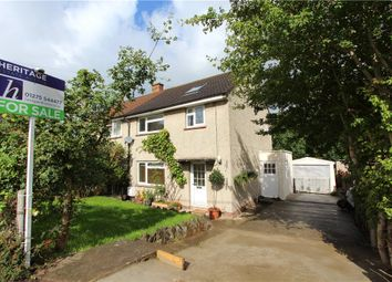 Thumbnail 4 bed semi-detached house for sale in Backwell, North Somerset