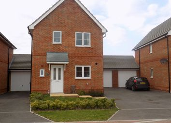 Thumbnail 3 bed detached house to rent in Guardians Way, Portsmouth