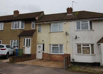 Thumbnail 2 bed terraced house for sale in Holly Road, Aldershot