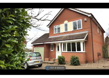 Thumbnail 4 bed detached house to rent in Melton Road, Wymondham