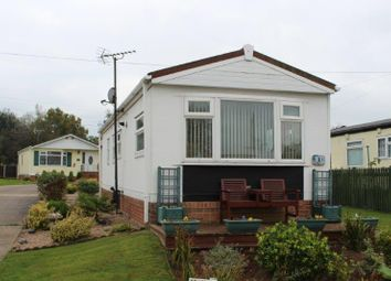 Thumbnail 1 bed mobile/park home for sale in Beech Crescent Caravans, Old Mill Lane, Forest Town, Mansfield