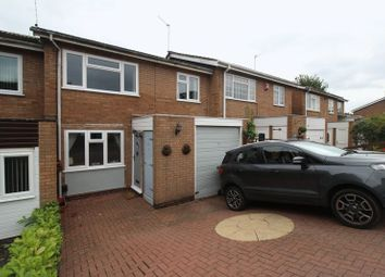 Thumbnail 3 bedroom terraced house for sale in Petton Close, Winyates East, Redditch