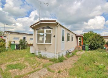 Thumbnail 2 bedroom mobile/park home for sale in Hatch Park, Old Basing, Basingstoke