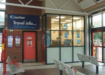 Thumbnail Retail premises to let in Leeds Bus Station, York Street, Leeds