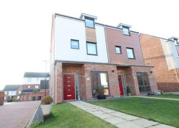 Thumbnail 4 bed semi-detached house to rent in Twizell Burn, Elba Park, Houghton Le Spring