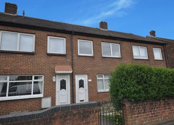 Thumbnail 3 bed terraced house to rent in Fellgate Ave, Jarrow, South Tyneside