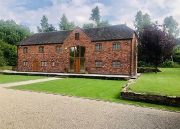 Thumbnail 4 bed barn conversion for sale in Dingle Lane, Nether Whitacre, Coleshill