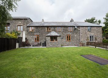 Thumbnail 4 bed barn conversion for sale in Notter, Saltash, Cornwall