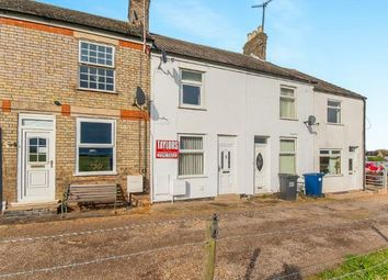Thumbnail 3 bedroom terraced house for sale in Field Terrace, Farcet, Peterborough, Cambridgeshire
