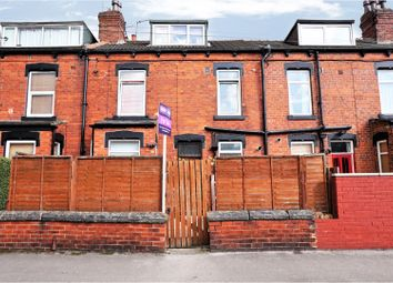 Thumbnail 2 bed terraced house for sale in Roseneath Place, Leeds