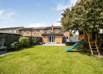Thumbnail 3 bed end terrace house for sale in Medcalfe Way, Melbourn, Royston