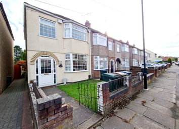 Thumbnail 3 bed end terrace house for sale in Rothesay Avenue, Coventry