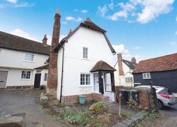 Thumbnail 1 bed cottage to rent in Bakers Row, Littlebury, Saffron Walden