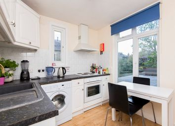 Thumbnail 1 bed flat to rent in Griffiths Road, London