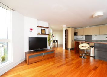 Thumbnail 3 bed flat to rent in Water Gardens Square, Canada Water