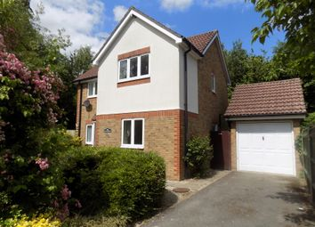 Thumbnail 3 bed detached house for sale in Rockery Close, Dibden