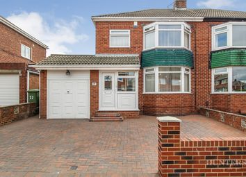 Thumbnail 3 bed semi-detached house for sale in Broadmayne Avenue, High Barnes, Sunderland