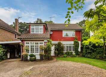 Thumbnail 4 bed detached house for sale in Stangrove Road, Edenbridge