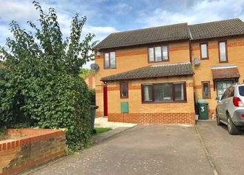 Thumbnail 4 bedroom semi-detached house for sale in Earlstoke Close, Banbury, Oxfordshire