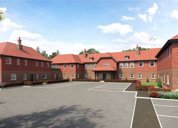 Thumbnail 3 bed flat for sale in Squires Park, Bushey Hall Drive, Bushey, Hertfordshire