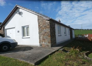 Thumbnail 3 bed detached bungalow for sale in Rhiwgoch, Aberaeron