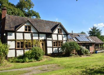 Thumbnail 2 bed cottage for sale in Lower Eggleton, Ledbury