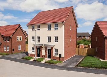 "Thumbnail 4 bed terraced house for sale in ""Fawley"" at Lytham Road, Warton, Preston"