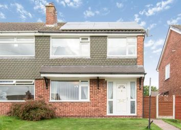 Thumbnail 3 bed semi-detached house for sale in Oldfield Road, Sandbach, Cheshire