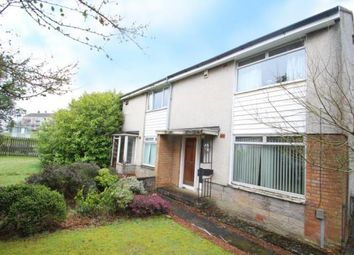 Thumbnail 2 bedroom semi-detached house for sale in Traquair Avenue, Paisley, Renfrewshire